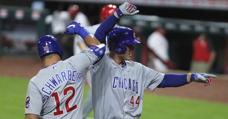 The Cubs have the best record in the NL (David Kohl - USA Today Sports)