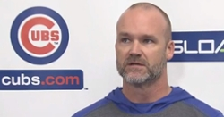 Cubs News and Notes: David Ross' plan, Zobrist's future, Bryant trade talk, Hot Stove