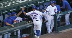 NL Central Standings: Cubs in first place by four games