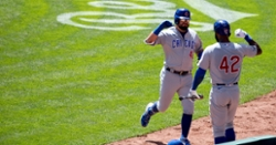 Cubs outfielders make history as North Siders rout Reds