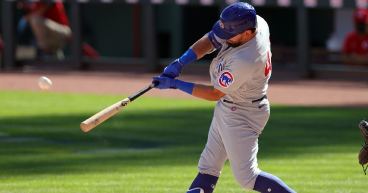 Schwarber and others could rotate at DH in 2021 (Jim Owens - USA  Today Sports)