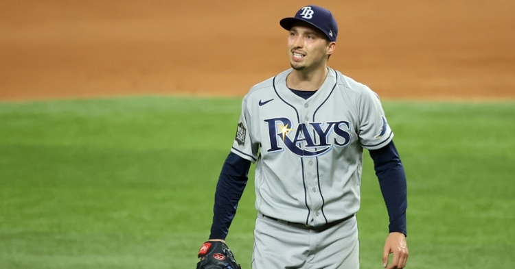 Blake Snell is a talented pitcher with the Tampa Bay Rays