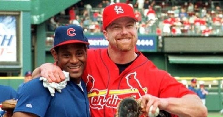 Slammin' Sammy and Big Mac in 1998