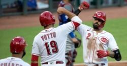 Nicholas Castellanos hits grand slam as Reds defeat Cubs
