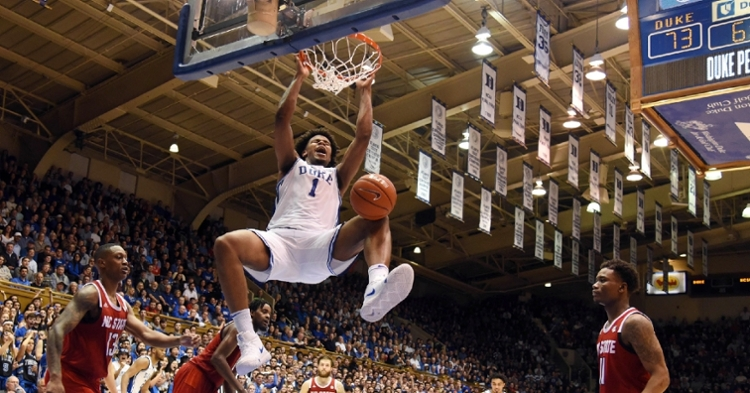 Carey is an interesting center prospect (Rob Kinnan - USA  Today Sports)