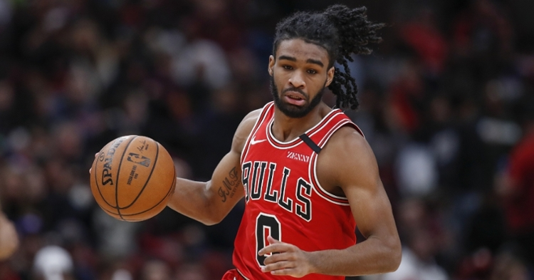 Coby White is a key player for the Bulls moving forward (Kamil Krzaczynski - USA Today Sports)