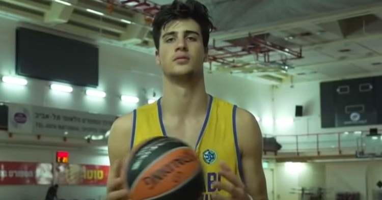 Bulls will likely have the chance to draft Beni Avdija (Photo credit: Overtime)