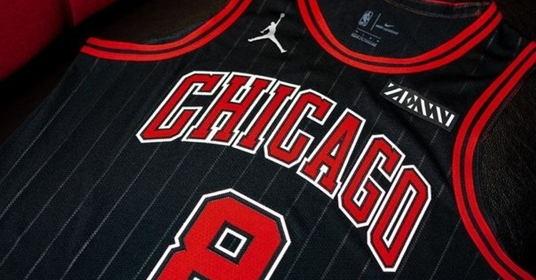 The iconic jumpman logo will be on NBA Statement Unis