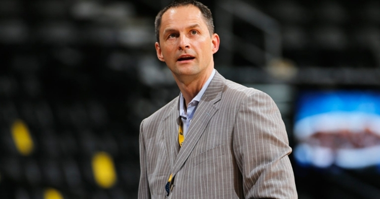 Arturas Karnisovas will be the new head of basketball operations for the Bulls