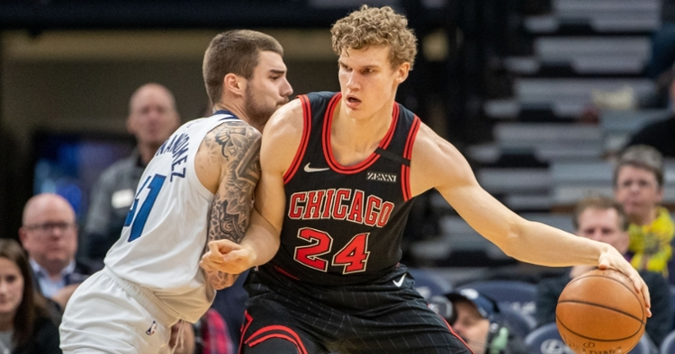 Markkanen has the talent to be a key member of the Bulls (Jesse Johnson - USA Today Sports)