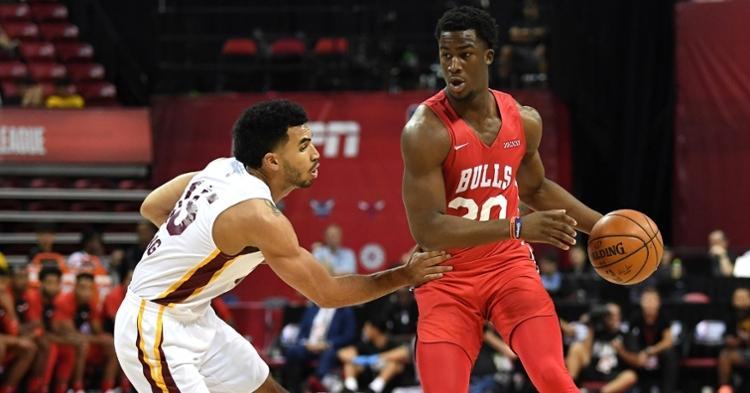 Mokoka is a solid prospect (Stephen Sylvanie - USA Today Sports)