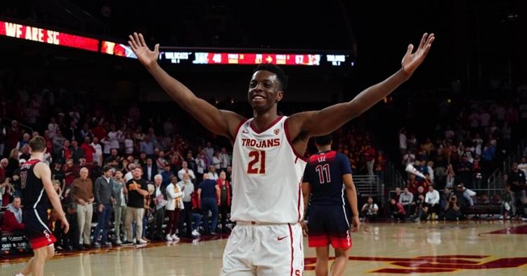 Okongwu is a talented prospect (Kirby Lee - USA Today Sports)