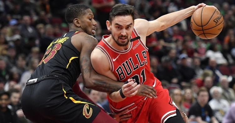 Tomas Satoranksy is a solid guard (Quinn Harris - USA Today Sports)