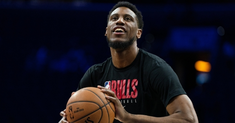 Thaddeus Young is a solid player for the Bulls (Bill Streicher - USA Today Sports)