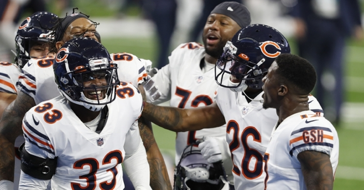 Bears are currently on a three-game losing streak (Rah Mehta - USA Today Sports)