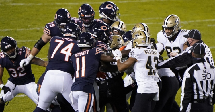 Bears and Saints should be exciting (Mike Dinovo - USA Today Sports)