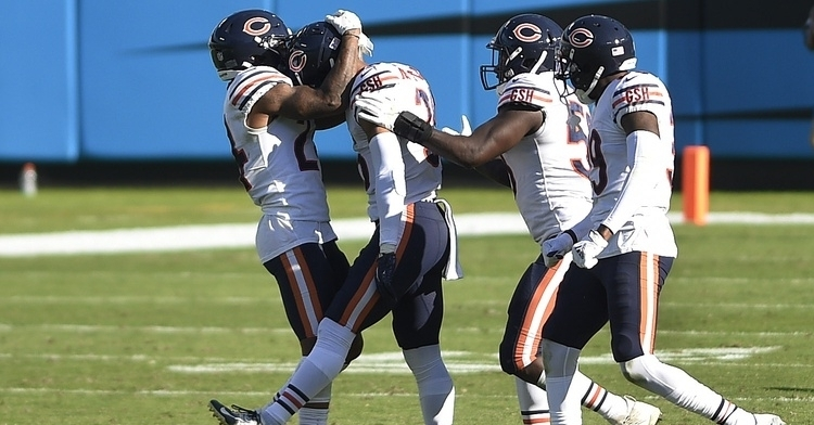 Bears have a 5-3 overall record this season (Bob Donnan - USA Today Sports)