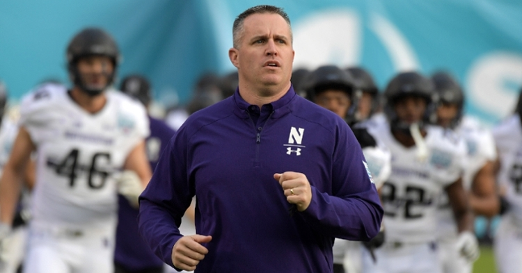 Fitzgerald is a solid college coach (Kirby Lee - USA Today Sports)