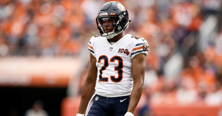 Fuller is no longer with the Bears (Isaiah Downing - USA Today Sports)