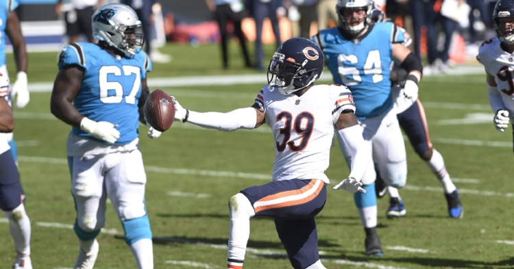 Jackson is one of the leaders of the Bears (Bob Donnan - USA Today Sports)