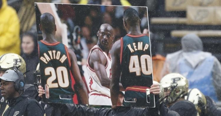 Michael Jordan is the GOAT (Brian Spurlock - USA Today Sports)