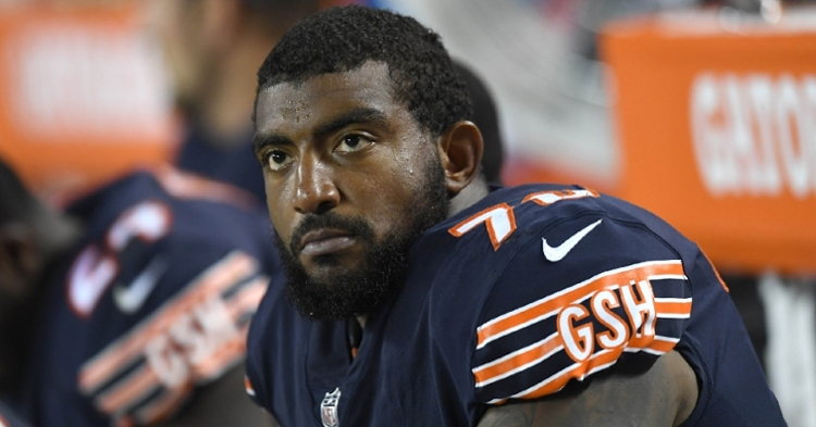 Massie is reportedly going to be cut by the Bears (Patrick Gorski - USA Today Sports)