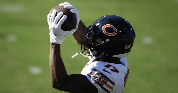 Anthony Miller has one year left on his rookie deal (Steve Roberts - USA Today Sports)