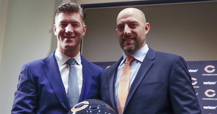 Pace and Nagy are likely safe for another year (Kamil Krzaczynski - USA Today Sports)