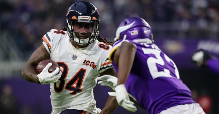 Bears-Vikings should be a close contest (Brace Hemmelgam - USA Today Sports)