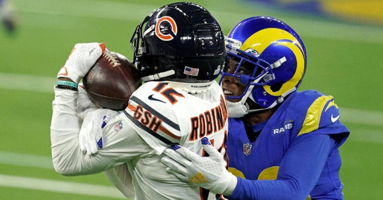 Robinson didn't score against the Rams (Kirby Lee - USA Today Sports)