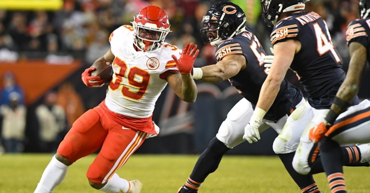 Ware is a competent running back (Mike Dinovo - USA Today Sports)