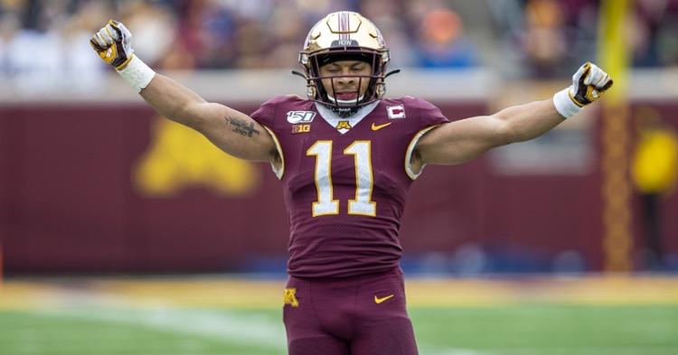Winfield is an interesting prospect (Photo: Jesse Johnson / USATODAY)