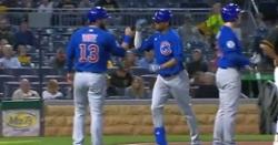 WATCH: Sergio Alcantara crushes two-run shot vs. Pirates