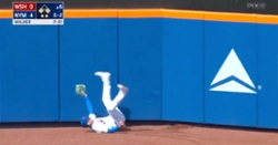 WATCH: Albert Almora Jr. robs Kyle Schwarber of hit with tremendous catch