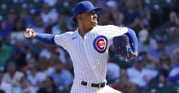 Alzolay is a big piece of the Cubs future (David Banks - USA Today Sports)
