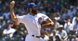 Cubs place Jake Arrieta on 10-day IL, recall pitcher