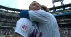 WATCH: After Mets fans boo Javy Baez, El Mago makes incredible game-winning slide at home