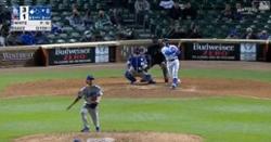 WATCH: EL MAGO!!! Javier Baez hits game-tying two-run blast in extras