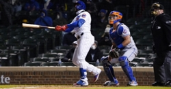 Putrid Mets defense, Javier Baez grand slam contribute to blowout win by Cubs