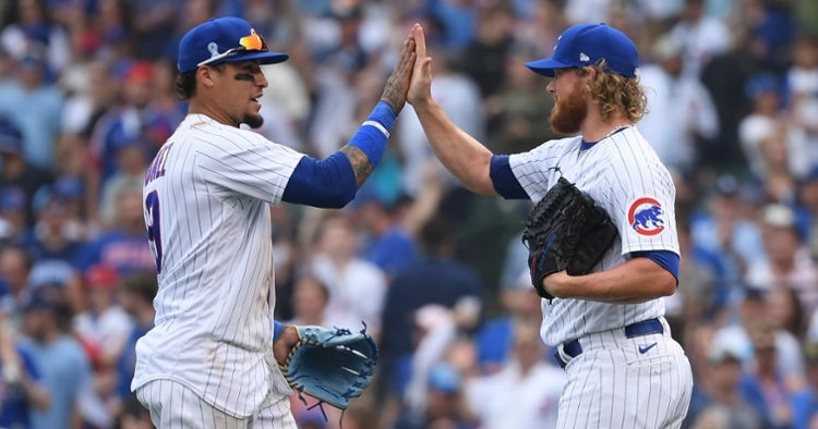 Cubs hope to snap a 9-game losing streak (Quinn Harris - USA Today Sports)