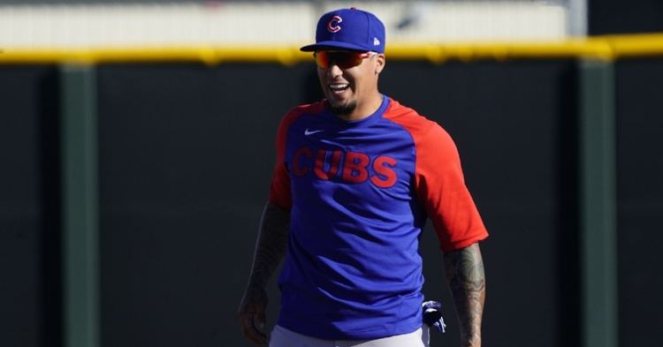 El Mago is all smiles at Cubs camp (Rick Scuteri - USA Today Sports)