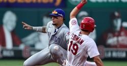 Cubs tally just three hits, drop series finale versus Cardinals