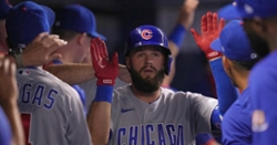 Cubs make six roster moves