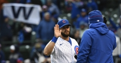 Chicago Cubs lineup vs. Brewers: David Bote  at leadoff, Alec Mills to pitch