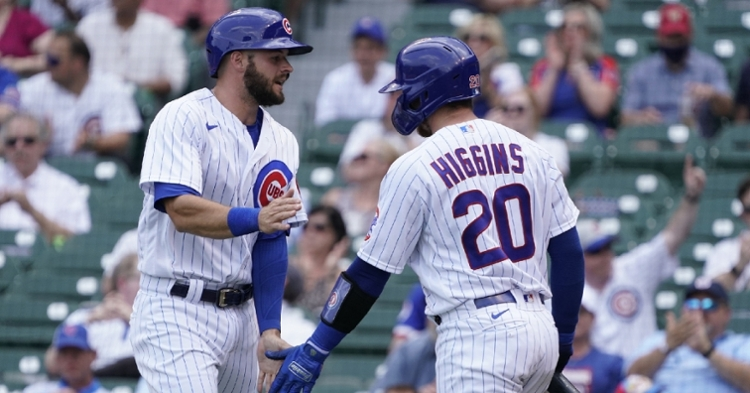 Bote is working his way back to the Cubs (David Banks - USA Today Sports)