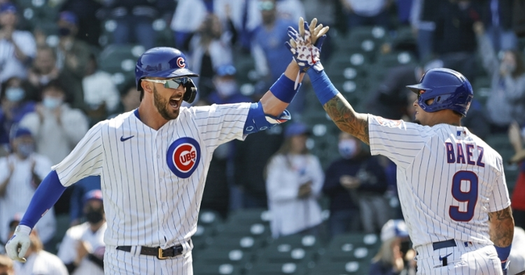 Bryant and Baez have injury concerns of late (Kamil Krzaczynski - USA Today Sports)