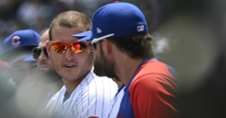 Without Kris Bryant, Anthony Rizzo, Cubs downed by Reds