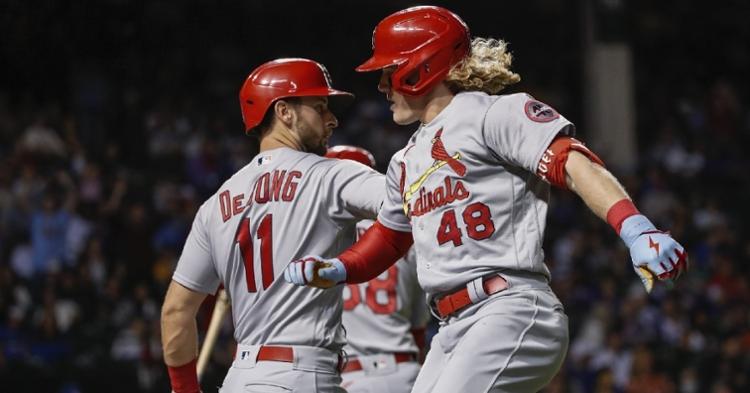 Cardinals swept the doubleheader on Friday (Kamil Krzaczynski - USA Today Sports)