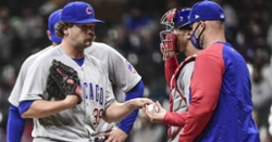 Cubs trade Andrew Chafin to Athletics