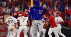 Cubs rally in ninth inning again but lose to Cards in extras